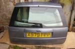 Vrata Ford Mondeo, 2001-2006